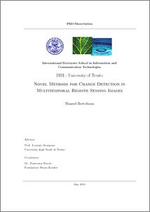 Remote sensing phd thesis