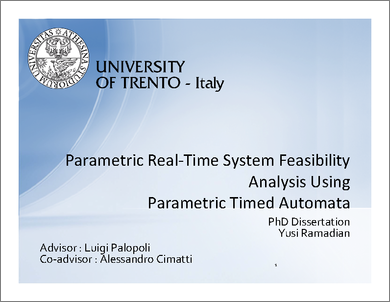university of trento phd thesis Ateneo | doctoral thesis co-tutelle a phd programme at the university of trento (home university) and intend to apply for a co-tutelle programme with an institution abroad: co-tutelle de thesis outgoing.