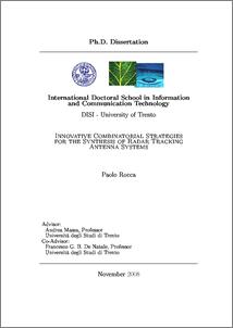 Centre de Sociologie de l Innovation - PhD in Socio-Economics of